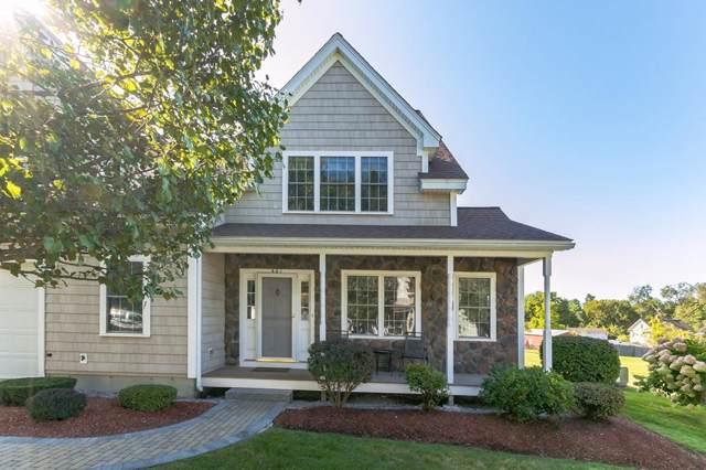 53 Baldwin Rd #401, Billerica, MA 01821 (MLS #72568160) :: Trust Realty One
