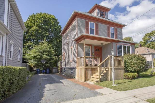 24 Academy Ave, Fairhaven, MA 02719 (MLS #72568177) :: Maloney Properties Real Estate Brokerage