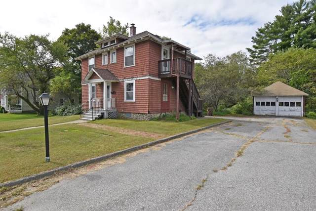 165 Auburn St, Auburn, MA 01501 (MLS #72568181) :: Maloney Properties Real Estate Brokerage