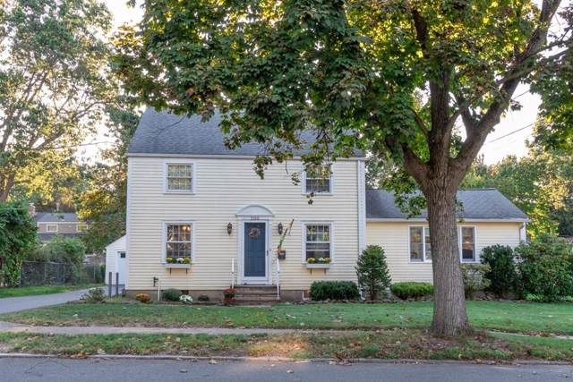 200 Dayton St., Springfield, MA 01118 (MLS #72568185) :: Exit Realty