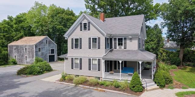 1402 Tucker Rd, Dartmouth, MA 02747 (MLS #72568195) :: Trust Realty One