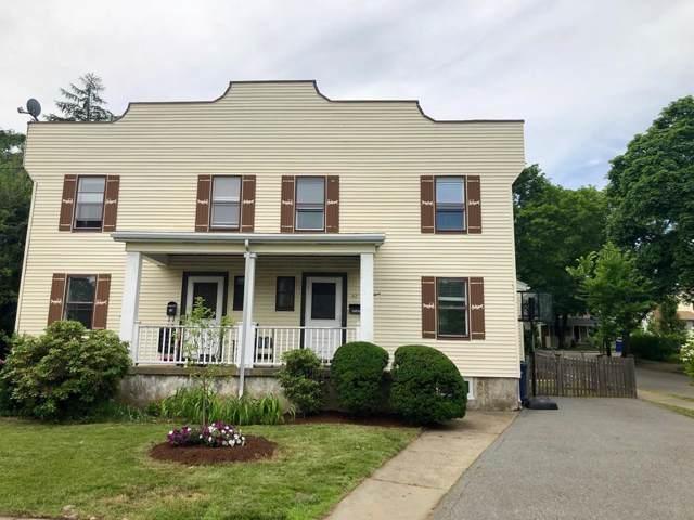 77 Smith Ave #77, Newton, MA 02465 (MLS #72568301) :: Vanguard Realty