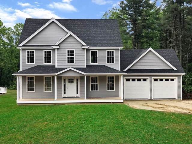316 Mountain Road (Lot 1), Princeton, MA 01541 (MLS #72568346) :: Trust Realty One