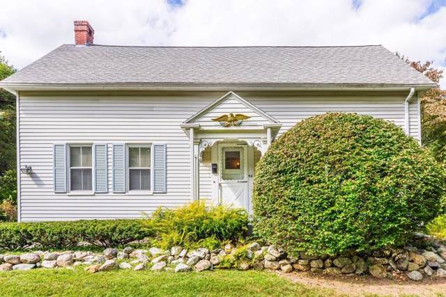 84 Elm St, Easton, MA 02356 (MLS #72568425) :: Vanguard Realty