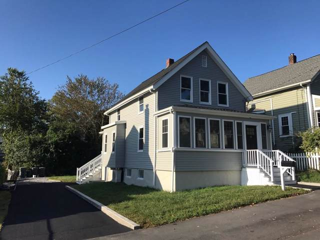 16 Riverview Street, Dedham, MA 02453 (MLS #72568436) :: The Muncey Group