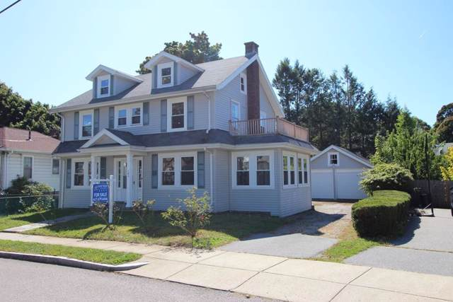 105 Greene St, Quincy, MA 02170 (MLS #72568545) :: Exit Realty