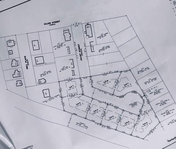 Lot 3 Juliet St, Springfield, MA 01118 (MLS #72568684) :: Vanguard Realty