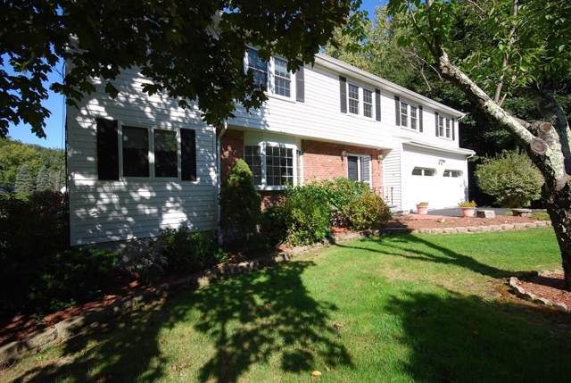 12 Gannon Terrace, Framingham, MA 01702 (MLS #72568707) :: Exit Realty