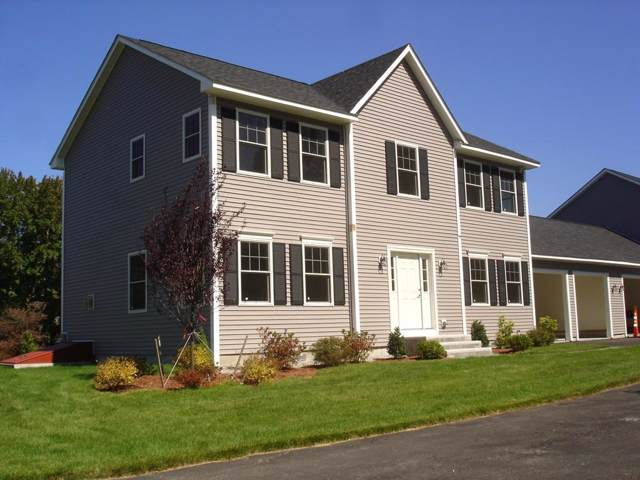 69 Groton School Road A, Ayer, MA 01432 (MLS #72568735) :: The Muncey Group