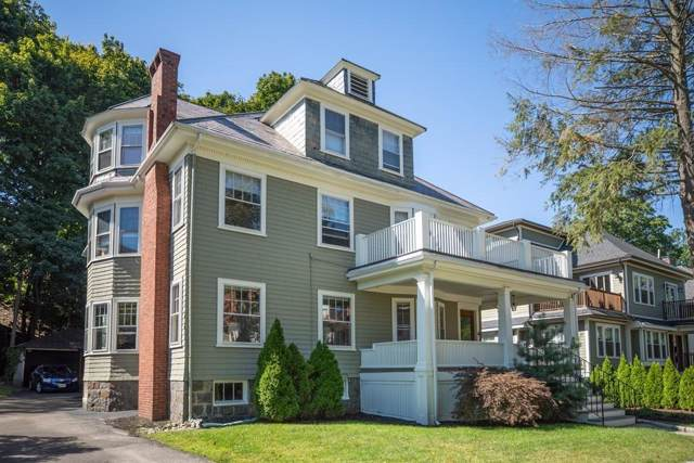 66 Columbia #1, Brookline, MA 02446 (MLS #72568784) :: Exit Realty