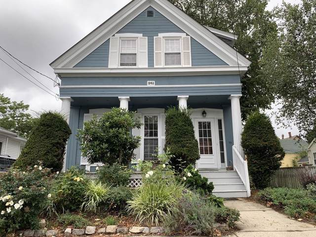 72 Cottage St, Melrose, MA 02176 (MLS #72568793) :: The Muncey Group