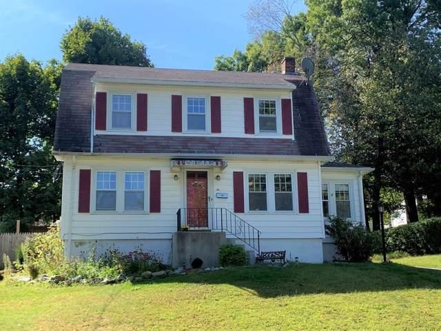 41 Garrison Avenue, Worcester, MA 01606 (MLS #72568866) :: Vanguard Realty