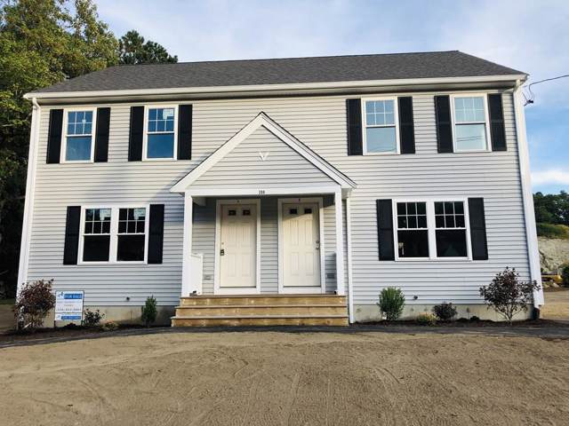 208 Berkley A, Taunton, MA 02780 (MLS #72568900) :: Team Patti Brainard