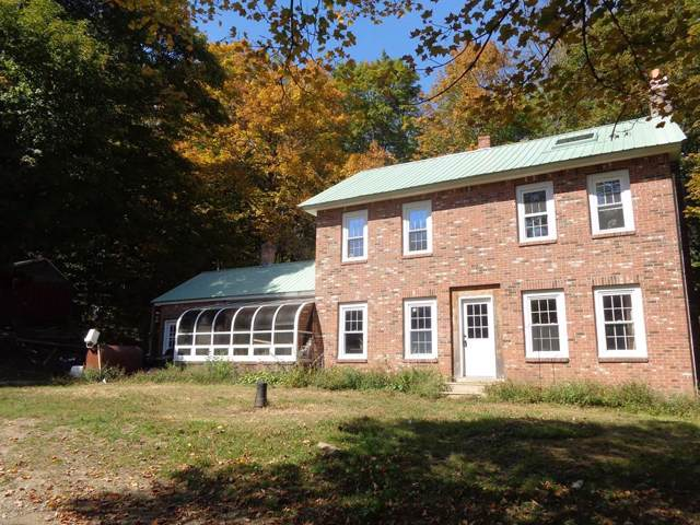40 Holcomb Rd, Chester, MA 01011 (MLS #72568986) :: Exit Realty