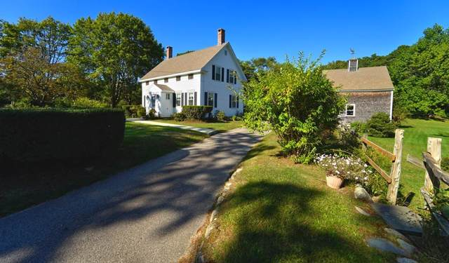 1440 Old Sandwich Rd, Plymouth, MA 02360 (MLS #72568988) :: Exit Realty