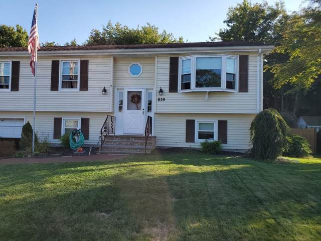 839 Norman St, Fall River, MA 02721 (MLS #72568993) :: Exit Realty