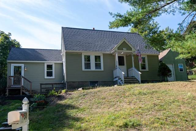 54 Steele St., Worcester, MA 01607 (MLS #72569098) :: Trust Realty One