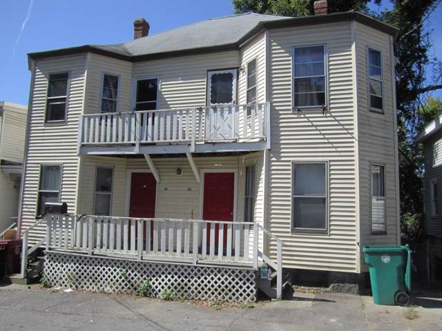 18 Webster Ave, Lowell, MA 01850 (MLS #72569136) :: Exit Realty