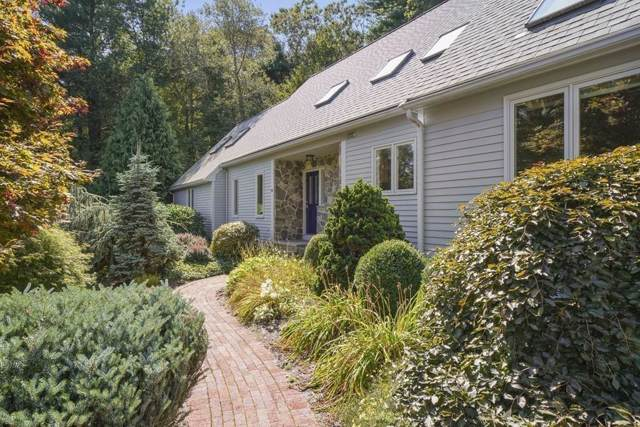 90 Bald Hill  Rd, Holliston, MA 01746 (MLS #72569143) :: Exit Realty