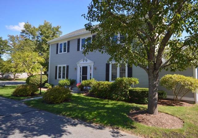 5 Upham Way #1, Weston, MA 02493 (MLS #72569381) :: Vanguard Realty