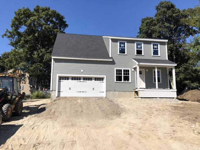 Lot 1 (21) Park Drive, Littleton, MA 01460 (MLS #72569423) :: DNA Realty Group