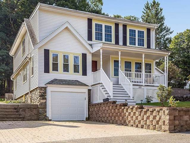 69 Harold St, Melrose, MA 02176 (MLS #72569585) :: Trust Realty One