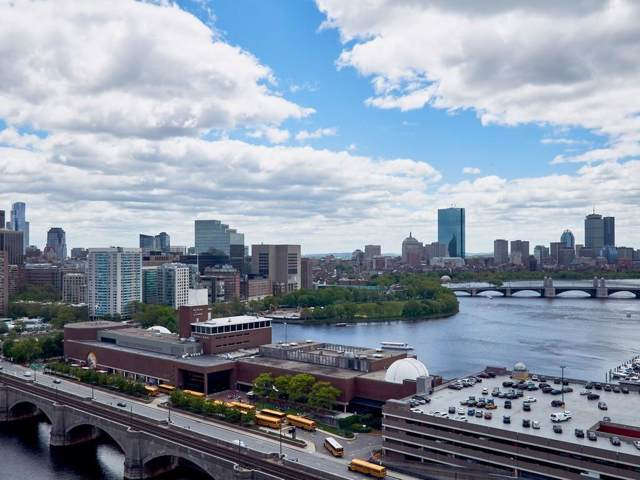 8 Museum Way #2305, Cambridge, MA 02141 (MLS #72569602) :: The Muncey Group