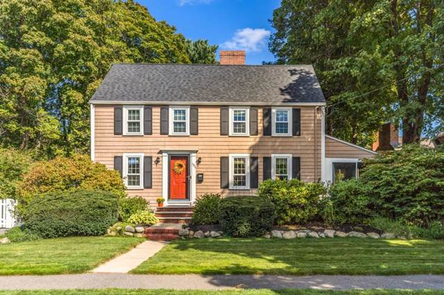 193 Lincoln Street, Melrose, MA 02176 (MLS #72570029) :: Trust Realty One