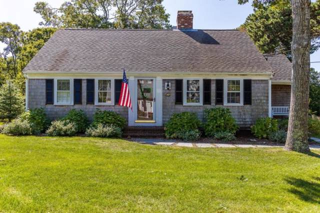 27 Shirley Dr, Chatham, MA 02659 (MLS #72570169) :: DNA Realty Group