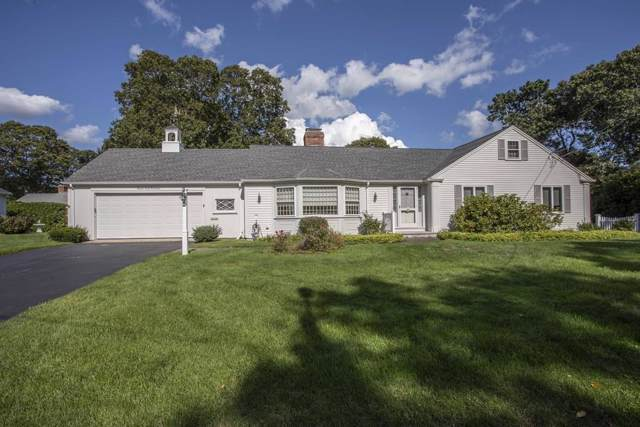 14 Lily Pond Drive, Yarmouth, MA 02664 (MLS #72570267) :: Trust Realty One