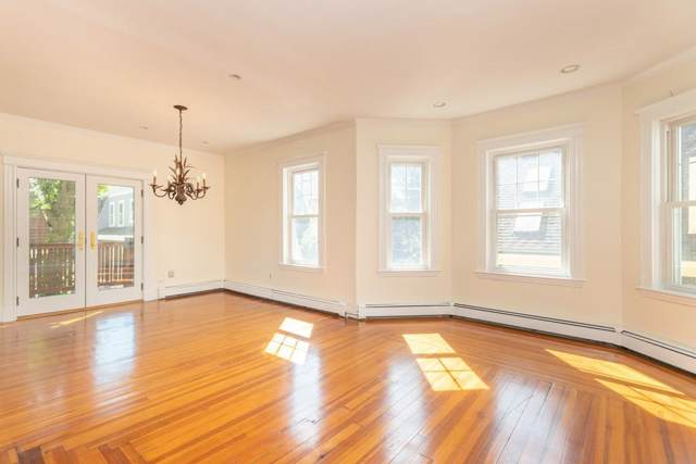 96 Fayerweather St #3, Cambridge, MA 02138 (MLS #72570645) :: Kinlin Grover Real Estate