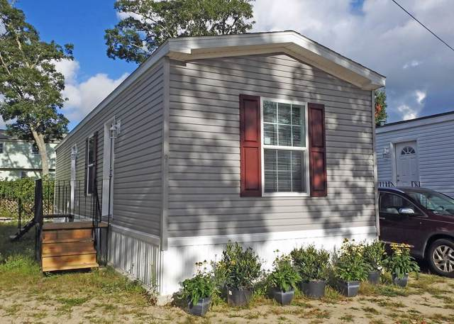 3132 Cranberry  Highway #9, Wareham, MA 02538 (MLS #72570801) :: The Duffy Home Selling Team
