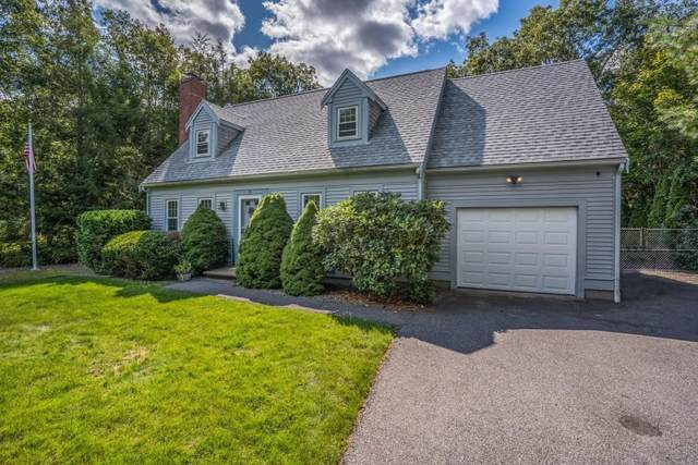 31 Dogwood Dr, Sandwich, MA 02644 (MLS #72570836) :: DNA Realty Group