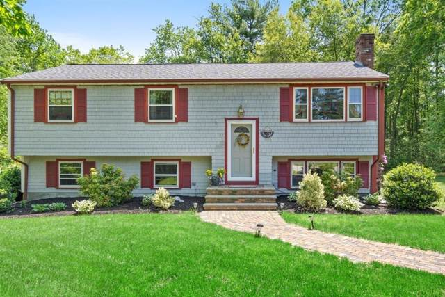 55 Cedarcrest Rd, Hanover, MA 02339 (MLS #72570997) :: Trust Realty One
