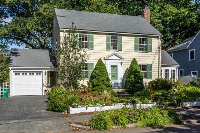 91 Shady Hill Rd, Newton, MA 02461 (MLS #72571015) :: Vanguard Realty