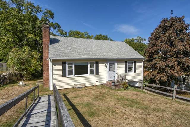 75 Pleasant St, Cohasset, MA 02025 (MLS #72571225) :: Trust Realty One