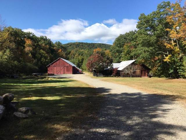 177 Cave Hill Rd, Leverett, MA 01054 (MLS #72571275) :: Berkshire Hathaway HomeServices Warren Residential