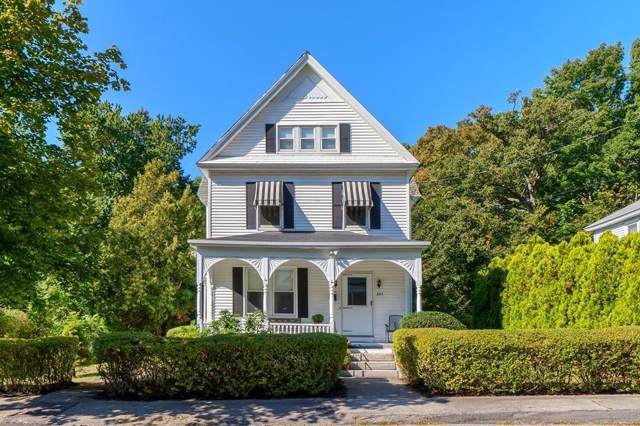 265 Wentworth Ave, Lowell, MA 01852 (MLS #72571360) :: Kinlin Grover Real Estate