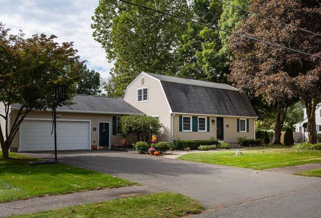 89 Granger Dr, Agawam, MA 01030 (MLS #72571465) :: DNA Realty Group