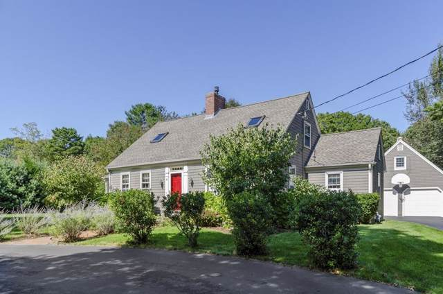 40 Oak St, Barnstable, MA 02632 (MLS #72571645) :: DNA Realty Group