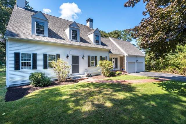 4 Village Drive, Sandwich, MA 02537 (MLS #72571726) :: DNA Realty Group