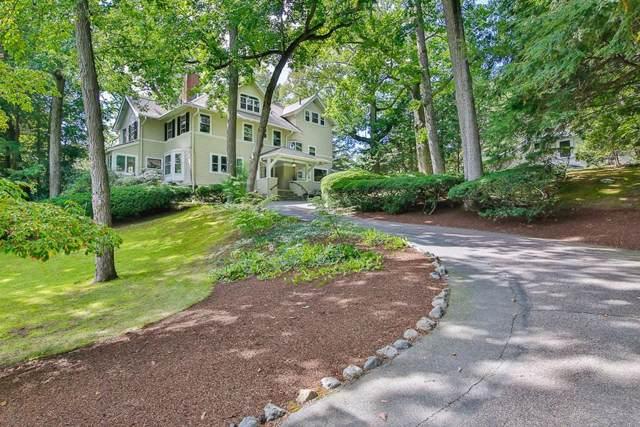 28 Meriam St & 32 Edgewood, Lexington, MA 02420 (MLS #72571804) :: The Duffy Home Selling Team