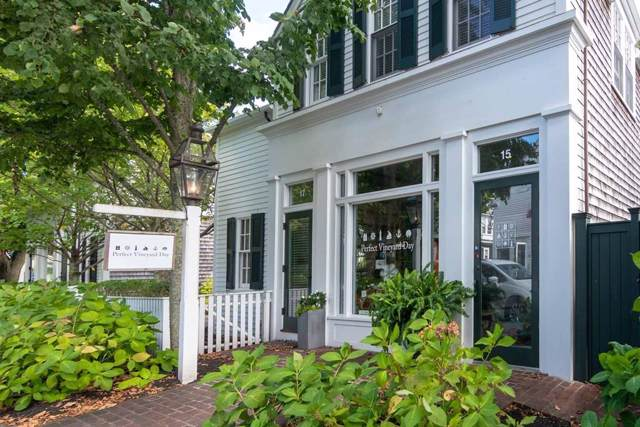 15 N Summer St, Edgartown, MA 02539 (MLS #72571974) :: Kinlin Grover Real Estate
