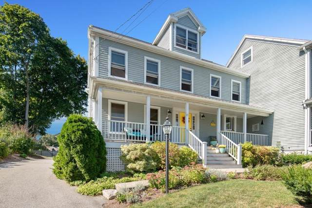 13 Church Street #0, Cohasset, MA 02025 (MLS #72572067) :: Kinlin Grover Real Estate