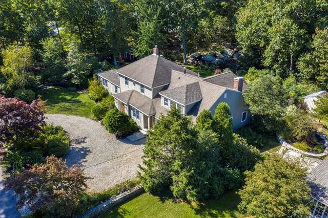 274 Forest Ave, Cohasset, MA 02025 (MLS #72572113) :: Charlesgate Realty Group
