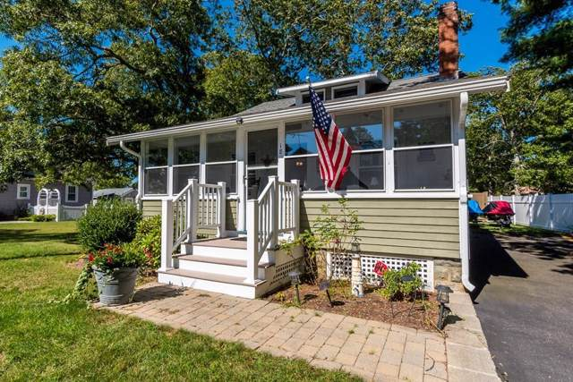 18 Blueberry Rd, Wareham, MA 02558 (MLS #72572196) :: Kinlin Grover Real Estate