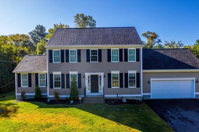 930 Old Fall River Rd, Dartmouth, MA 02747 (MLS #72572240) :: Vanguard Realty