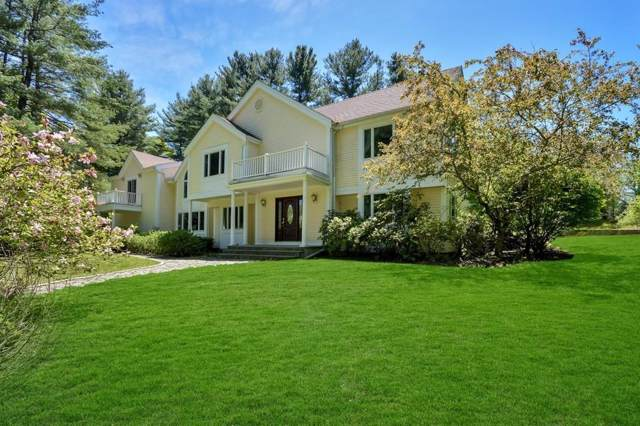 36 Laxfield Rd, Weston, MA 02493 (MLS #72572354) :: Vanguard Realty