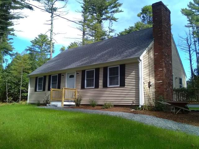 109 Russell Mills Road, Plymouth, MA 02360 (MLS #72572375) :: DNA Realty Group
