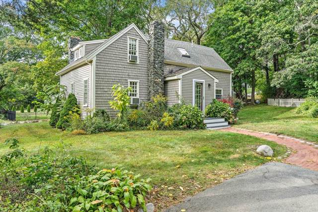 43 Russell Mills Rd, Plymouth, MA 02360 (MLS #72572494) :: DNA Realty Group